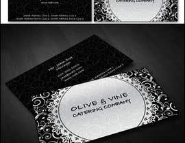 msofredhi tarafından Business Card Design for Catering Company için no 42