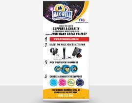 #214 untuk Help design a flyer for a Charity Lotto company oleh sanjugraphich