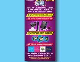 #197 untuk Help design a flyer for a Charity Lotto company oleh designconcept86