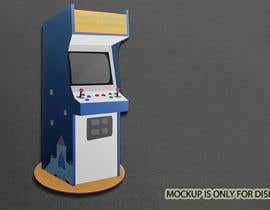 #75 for DESIGN AN ARCADE MACHINE by mdgolamzilani40