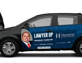 #75 for Design Professional Car Wrap for Lawyer by janaarup