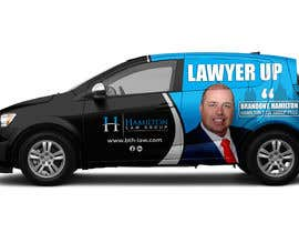 #94 , Design Professional Car Wrap for Lawyer 来自 raselcolors