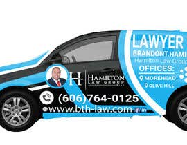 #79 for Design Professional Car Wrap for Lawyer by smd21580