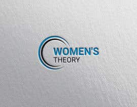 #25 para I want a cool logo for my brand Women's Theory. por Dinmohammad8616