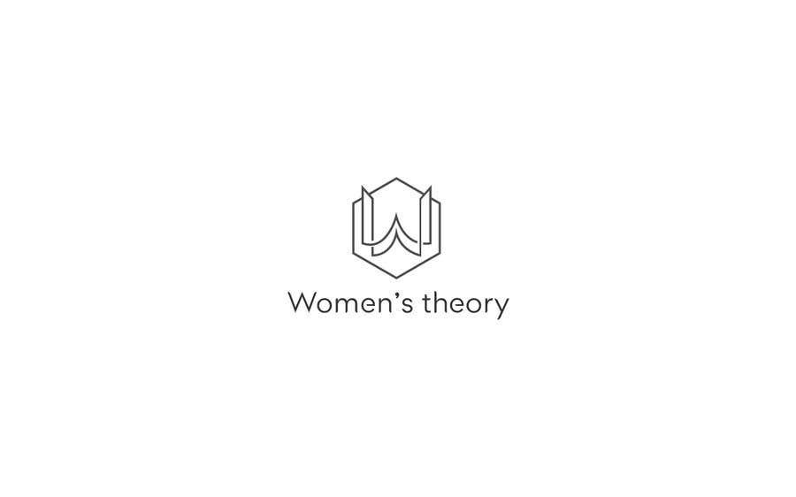 Inscrição nº                                         450                                      do Concurso para                                         I want a cool logo for my brand Women's Theory.