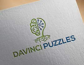 #125 for DaVinci Puzzles - LOGO + letter head + biz card by mdshmjan883