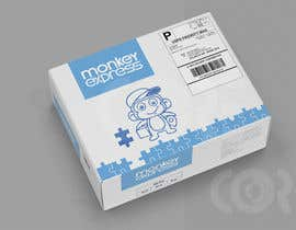 #77 for DESIGN A SHIPPING BOX by SurendraRathor