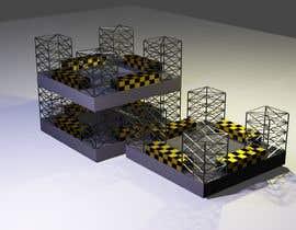 akarshn tarafından Low Poly Factory Tile Set için no 7