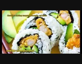 #4 untuk Create a youtube video   --------------   Top 10 Most Amazing Sushi Rolls Ever Created oleh nurasyilahsm