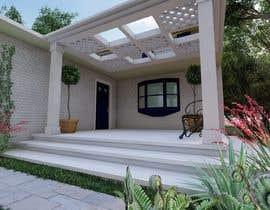 #38 cho Exterior house design bởi carlatrova
