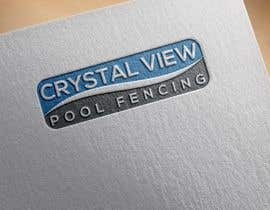 #131 for New Business Logo - Crystal View Pool Fencing by kaygraphic