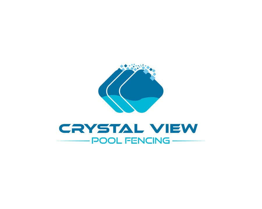 Contest Entry #                                        16                                      for                                         New Business Logo - Crystal View Pool Fencing