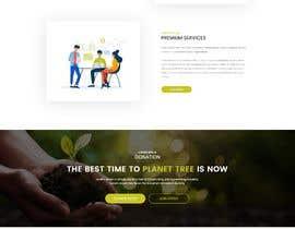 #41 для Homepage mockup for digital agency that serves nonprofits - DESIGN ONLY от pixelmarketo