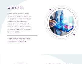#44 для Homepage mockup for digital agency that serves nonprofits - DESIGN ONLY от BG72