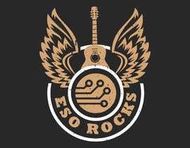 samiabaly116 tarafından Design a Rock and Roll Company Logo için no 245