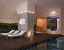 #14 para 3D rendering for a Hotel's Wellness Area por ascgRulZdesign