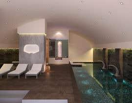 #15 para 3D rendering for a Hotel's Wellness Area por ascgRulZdesign