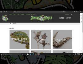 #525 for Reptile & Plant Business Logo Design af inplatinum
