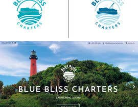 #108 for New Logo for Pontoon Boat Charters - Blue Bliss Charters af lotomagica