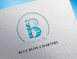 #37 for New Logo for Pontoon Boat Charters - Blue Bliss Charters af Fezy11