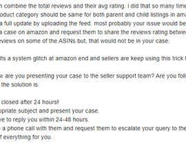 #3 para Amazon Seller Central Backend Expert Required for Full Time Position - Best Answer Wins por kamifari