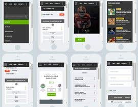 #8 for Web app wireframes needed by kayps1