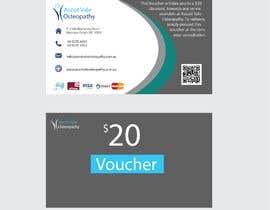 hasibulhassan011 tarafından Redesign Gift Voucher graphic için no 15