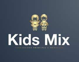 #9 para Fazer o Design de um Logotipo = Kids Mix por mariotandala2020
