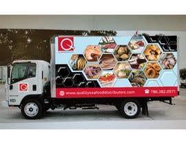#58 cho Desing for Box Truck bởi NHaiderGraphics