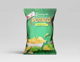 #60 for Need a packet of chips designed. Front and back. by amithasan3456