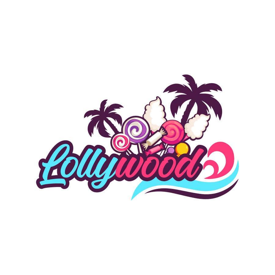 Penyertaan Peraduan #                                        24                                      untuk                                         LOLLYWOOD LOGO DESIGN