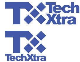 #44 para Logo Design for TechXtra por stanbaker