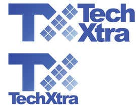 #46 para Logo Design for TechXtra por stanbaker
