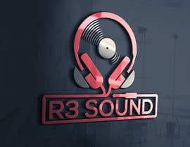 Nro 222 kilpailuun LOGO DESIGN for R3 Sound käyttäjältä ra3311288