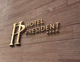 #113 untuk Creative Logo for Hotel President oleh brabeya1997
