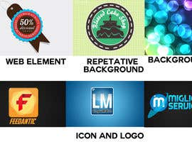#2 untuk Icon or Button Design for website oleh Ahsalihba