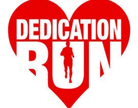 #151 untuk Design a Logo for Dedication Run oleh easywebber