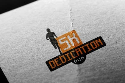 #212 for Design a Logo for Dedication Run by ekanshnigam