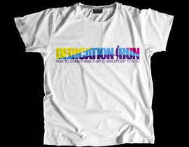 #119 untuk Design a Logo for Dedication Run oleh carlosbatt