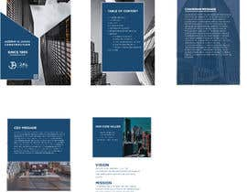 #24 for Corporate Profile Design needed, Should be Elegant and professional only. af shehryartahir