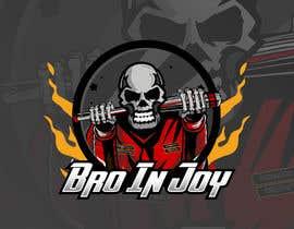 #50 untuk Logo for Gaming / Streamer - Skeleton, Logo, Baseball Bat, Rocker, Sons of Anarchy like oleh divisionjoy5