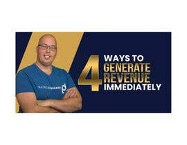 """#54 for Facebook Ad Image for """"4 Ways to Generate Revenue Immediately"""" by akibmilon"""