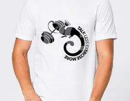 #13 for Mouth Gripping Barbell by Pinky420
