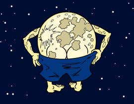 #27 for Mooned by the Moon af pusztineagnes