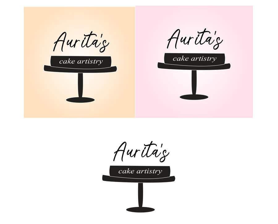 Inscrição nº                                         40                                      do Concurso para                                         Need logo, label with logo, ingredient label, mini cake sticker & fridge magnet design.