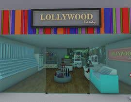 #8 cho LOLLYWOOD CANDY STORE INTERIOR DESIGN bởi yasruna20