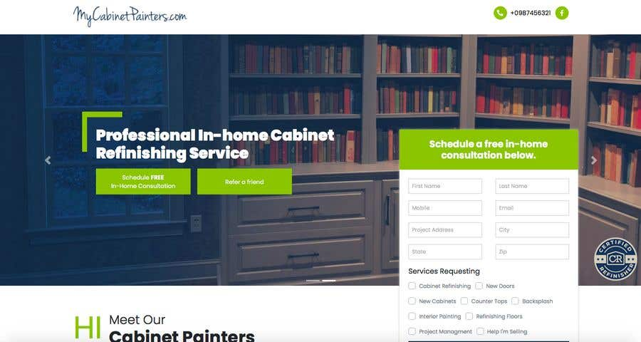 Kilpailutyö #                                        9                                      kilpailussa                                         Design and Build a Website - Awesome Responsive Wordpress site