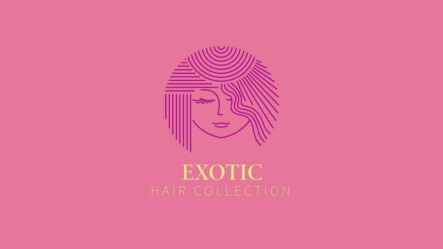 Contest Entry #                                        56                                      for                                         Create a logo for a hair extension company