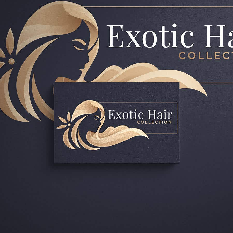 Contest Entry #                                        57                                      for                                         Create a logo for a hair extension company