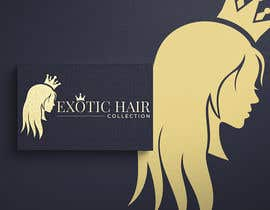#69 for Create a logo for a hair extension company by Designnwala